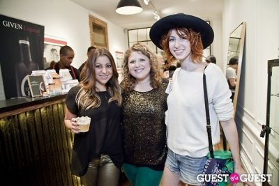 malorie kaye in Matt Bernson Celebrates Fashion's Night Out 2012