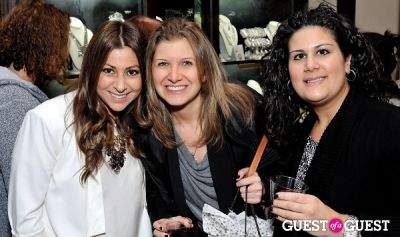 danielle in Sorrelli Montclair Store Opening