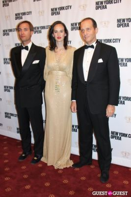 malu custer in New York City Opera Spring Gala 2013