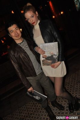 man sumarni in Launch of Corduroy Magazine