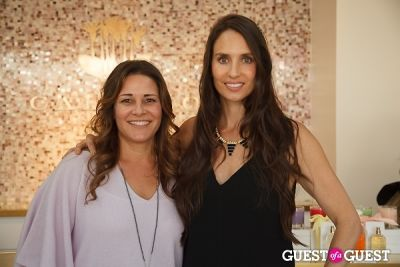 amanda leibel in Calypso St. Barth's October Malibu Boutique Celebration