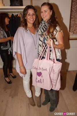 courtney hill in Calypso St. Barth's October Malibu Boutique Celebration