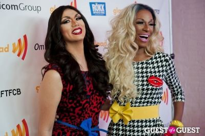 sahara davenport in GLAAD Amplifier Awards