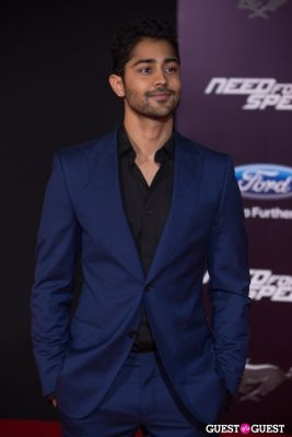manish dayal in U.S. Premiere Of Dreamworks Pictures