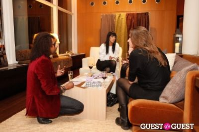 zelda gulledge in Campion Platt Book Launch