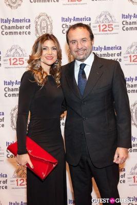 gianni pieraccioni in Italy America CC 125th Anniversary Gala