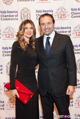 manuela marino in Italy America CC 125th Anniversary Gala
