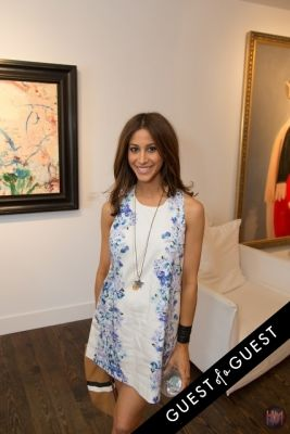 mara kadish in Gallery Valentine, Mas Creative And Beach Magazine Present The Art Southampton Preview