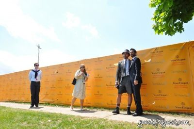 marc jacobs in Veuve Clicquot Polo Classic