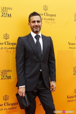 marc jacobs in Veuve Clicquot Polo Classic at New York