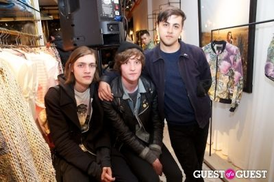 matt hilt in Scotch & Soda Launch Party