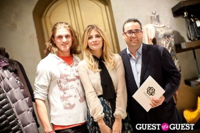 marcel in Mischa Barton at A. Turen