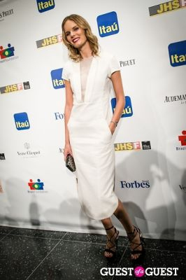 marcelle bittar in Brazil Foundation Gala at MoMa