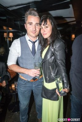 marco annunziata in H&M and Vogue Between the Shows Party