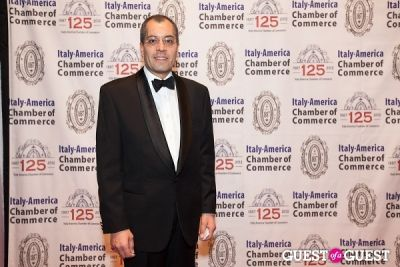 marco pizzi in Italy America CC 125th Anniversary Gala