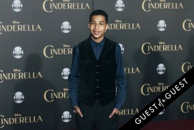 marcus scribner in Premiere of Disney's