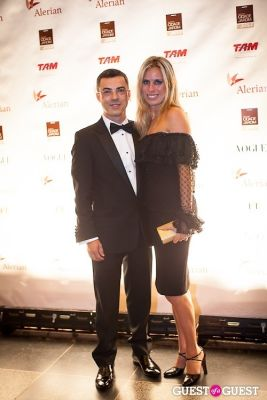 flavia cattan-naslausky in Brazil Foundation Gala