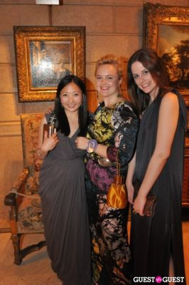 margaret want in Frick Collection Spring Party for Fellows