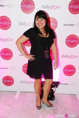 margie melendez in Daily Glow presents Beauty Night Out: Celebrating the Beauty Innovators of 2012
