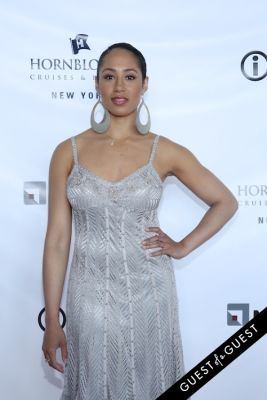 margot bingham in Hornblower Re-Dedication & Christening at South Seaport's Pier 15