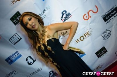maria amor in Legion of Hope Fashion and Awards Gala