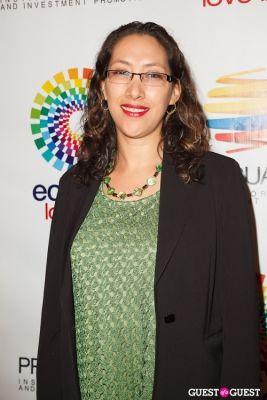 maria augusta-gomez-salvador in ProEcuador Los Angeles Hosts Business Matchmaking USA-Ecuador 2013