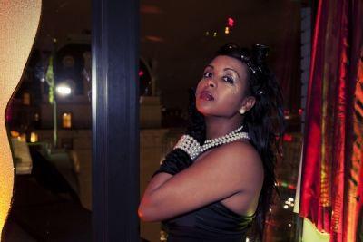 maria burns in W HOTEL NYE 2011