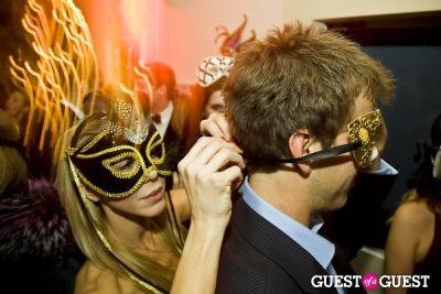maria cacucciolo in Annual Blacktie Christmas Masquerade