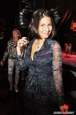 maria daniela-huiza in The Princes Ball: A Mardi Gras Masquerade Gala