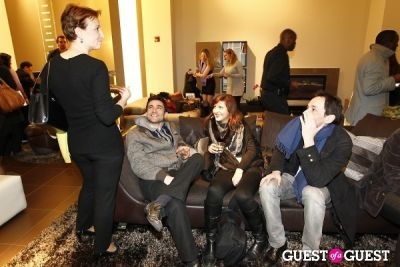 maria galetta in NATUZZI ITALY 2011 New Collection Launch Reception / Live Music