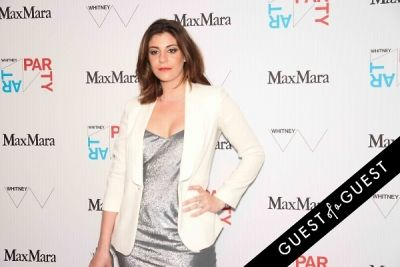maria giulia-maramotti in Whitney Art Party 2014