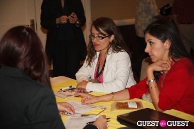 maria isabel-gonzalez in ProEcuador Los Angeles Hosts Business Matchmaking USA-Ecuador 2013