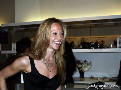maria kowroski in La Perla Shopping Event