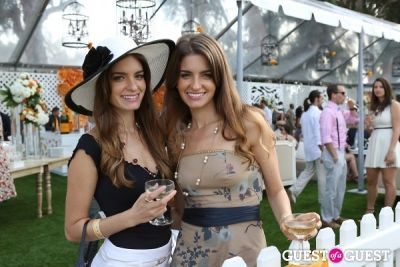 helena mehalis in Third Annual Veuve Clicquot Polo Classic Los Angeles