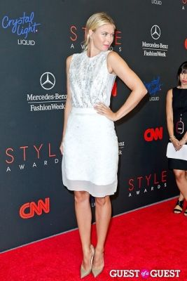 maria sharapova in The 10th Annual Style Awards