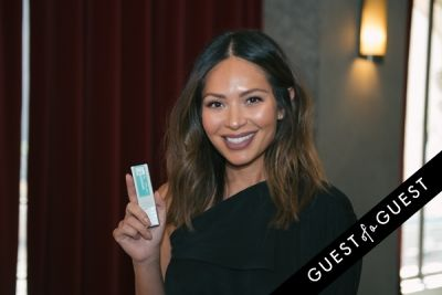 marianna hewitt in DNA Renewal Skincare Endless Summer Beauty Brunch at Ace Hotel DTLA