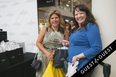 marida petitjean in Indulge: Fashion + Fun For Moms at The Shops at Montebello