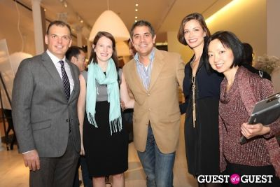 jeannie shen in V&M (Vintage and Modern) and COCO-MAT Celebrate the Exclusive Launch of Design Atelier