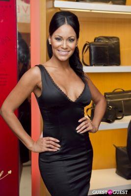 mariela lucas in Longchamp/LOVE Magazine event