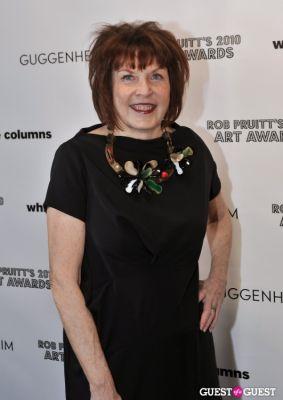 marilyn minter in Rob Pruitt's 2010 Art Awards