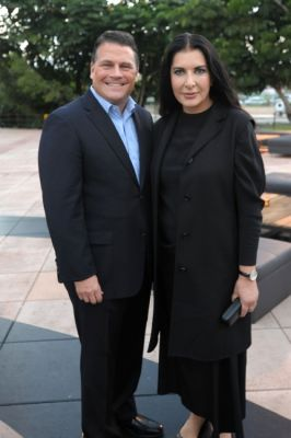 marina abramovic in YoungArts+Visionaire present