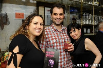 marina genower in Book Release Party for Beautiful Garbage by Jill DiDonato