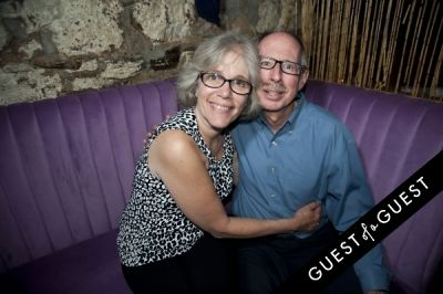 marina kennedy-and-husband in Paper Street Films Hosts a Special Screening of