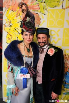 david orentriech in 5th Annual Masquerade Ball at the NYDC