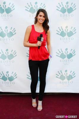 marina santos in 5th Annual Edeyo Gives Hope Ball