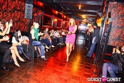 marina ufaeva in Emploi launch party