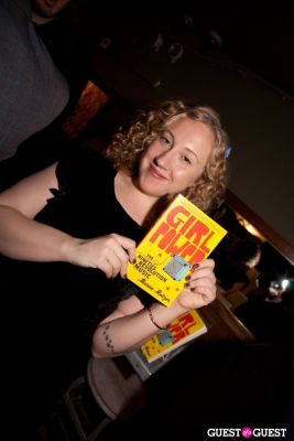 marisa meltzer in Girl Power Book Launch