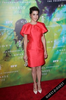 marisa tomei in Fragrance Foundation Awards 2014