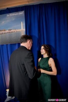 marisa tomei in Washington Post WHCD Reception 2013