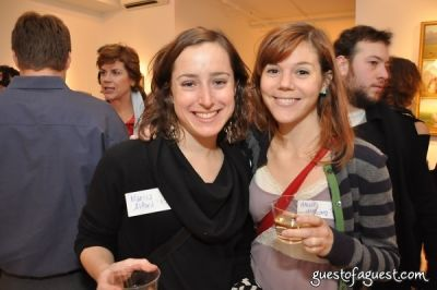 marissa alford in A Holiday Soirée for Yale Creatives & Innovators